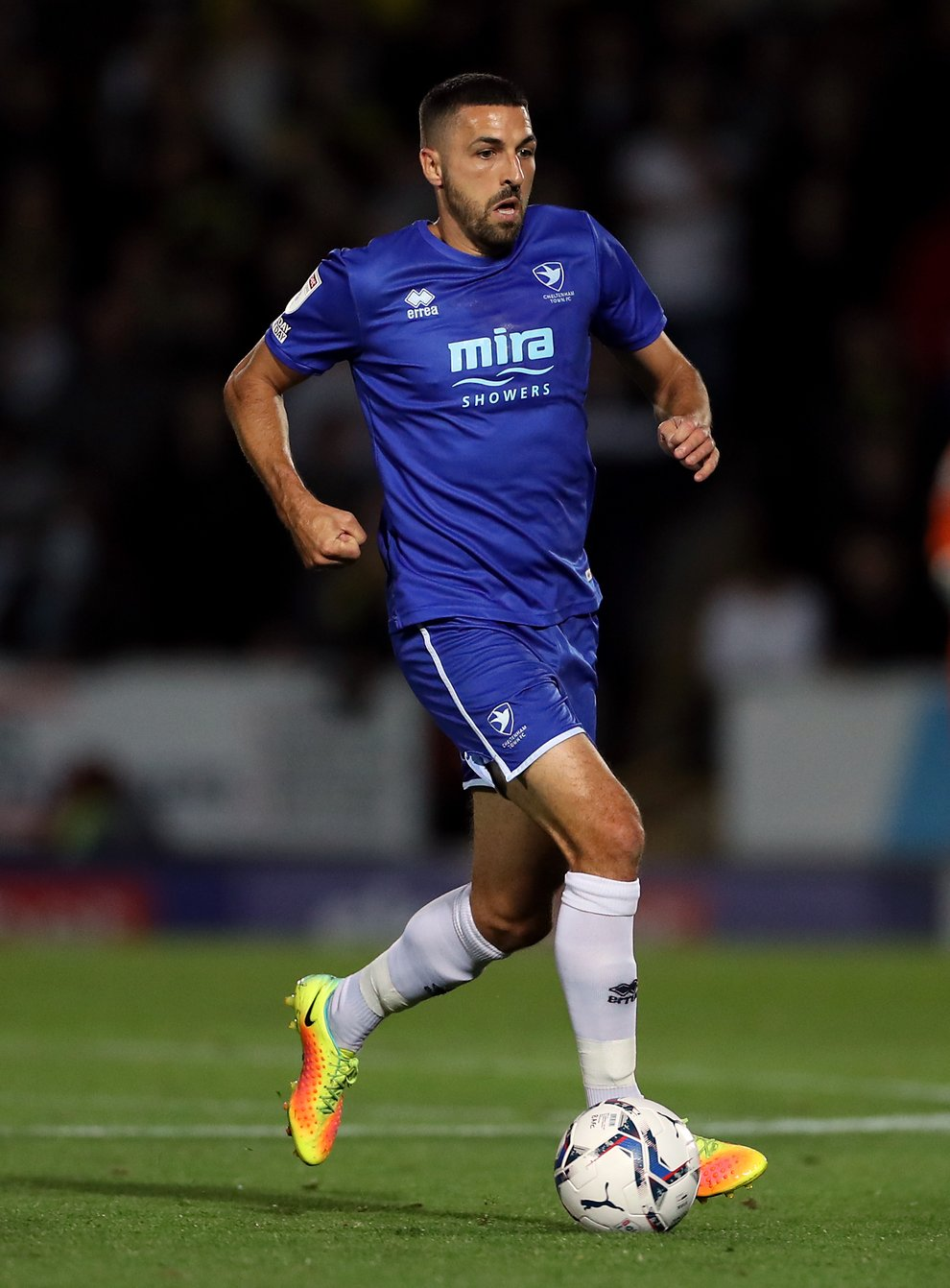 Liam Sercombe will be missing for Cheltenham (Bradley Collyer/PA)